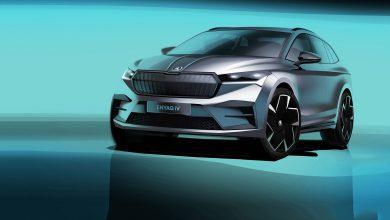 Photo of Škoda ги објави скиците од електричниот Enyaq iV
