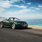 BMW 4 кабрио