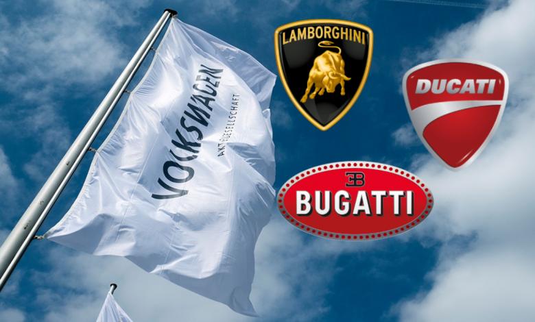Lamborghini Bugatti Ducati