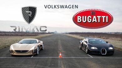 Photo of Rimac ќе го откупи Bugatti од VW во замена за акции