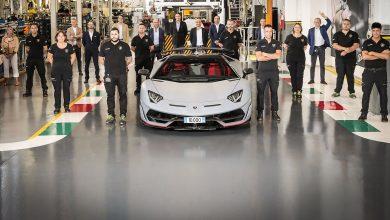 Photo of Lamborghini со јубилеј, продадени 10.000 Aventador возила