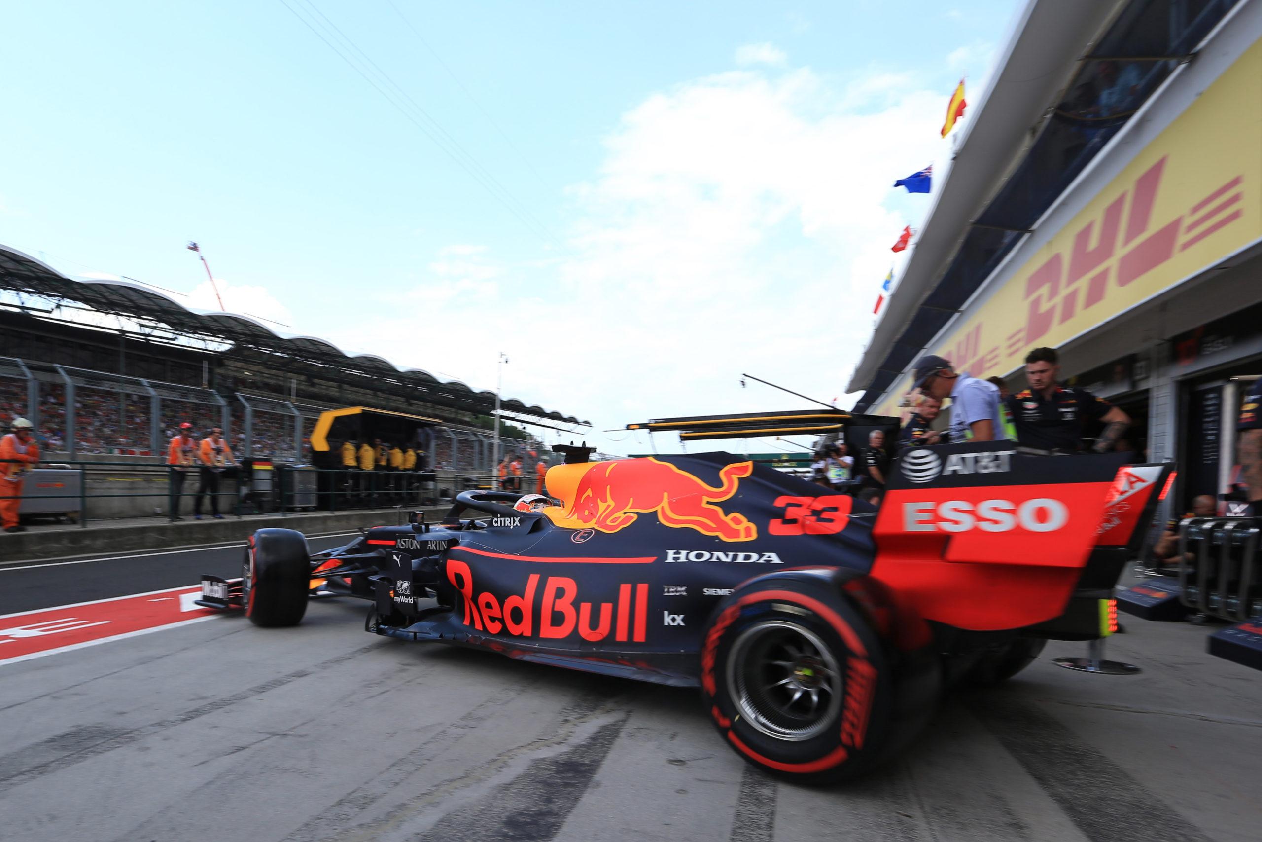 Honda уходит из Формулы-1 в конце 2021 года