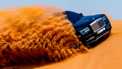 Photo of Викенд тарифа: Rolls-Royce Cullinan на песочните дини во Дубаи