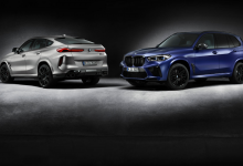 Photo of BMW лансираше X5 M и X6 M Competition First Edition