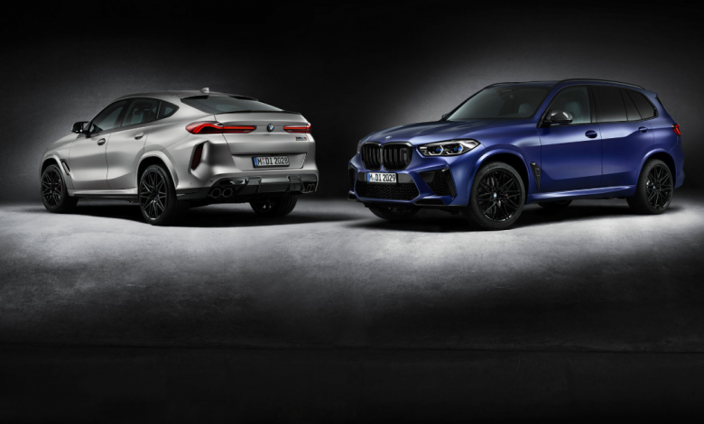 X5 M Competition First Edition