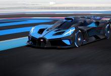 """Photo of Bugatti Bolide е тркачка хипер """"ѕверка"""""""