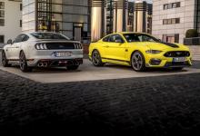 Photo of Ford го покажа европскиот Mustang Mach 1