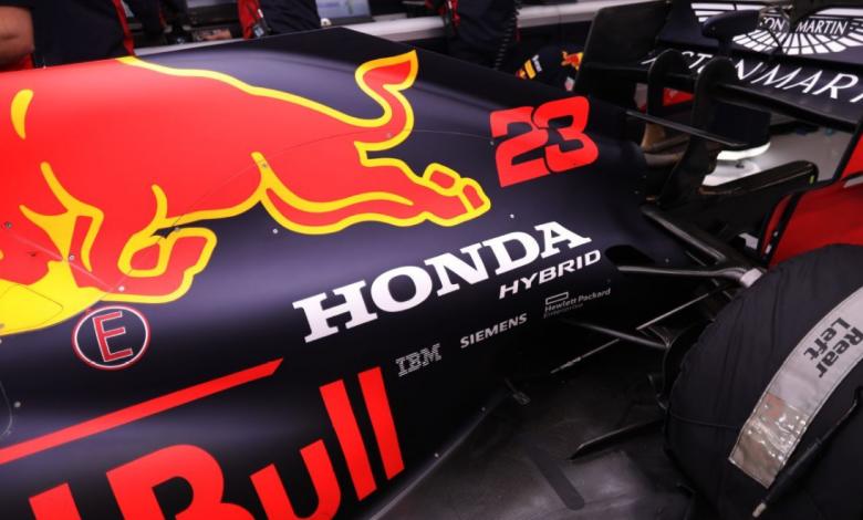 Honda Формула 1