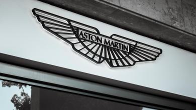 Aston Martin Mercedes