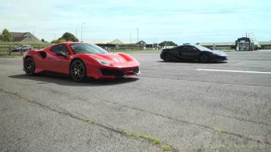 Photo of Викенд тарифа: Ferrari 488 Pista против McLaren 600LT