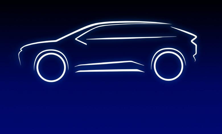 Toyota внедорожник
