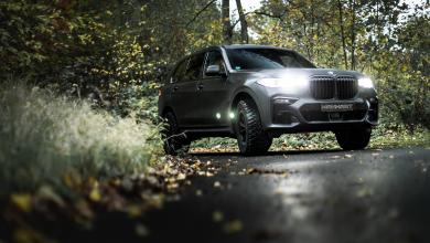 "Photo of Manhart подготви ""оф-роуд"" третман за BMW X7"