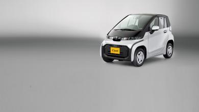 Photo of Toyota го претстави C+pod, мини електричното возило