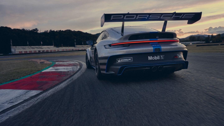 Кубок 911 GT3