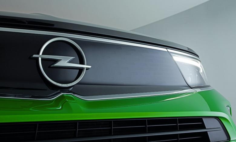 Opel лого