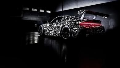 Photo of Porsche со тизер го најави тркачкиот 911 GT3