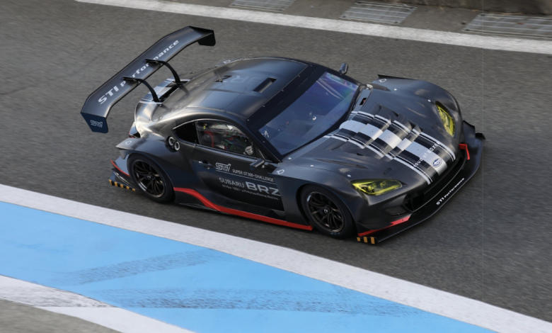 BRZ Super GT