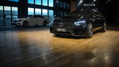 Photo of Mercedes-AMG GT 63 во салонот на Мак Ауто Стар