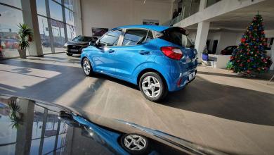 Photo of Новиот Hyundai i10 во продажниот салон на Ми-Да