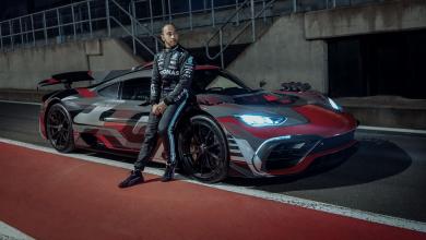 Хамилтон Mercedes-AMG