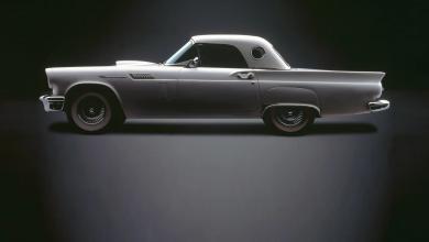 Photo of Ford го враќа легендарниот Thunderbird