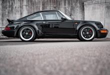 """Photo of Ares подготви """"модерен ретро"""" изглед за Porsche 964"""