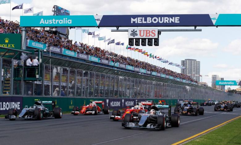F1 Австралија