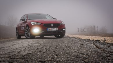 Seat Leon-test Avto Plus