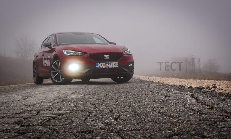 Seat Leon-test Avto Plus