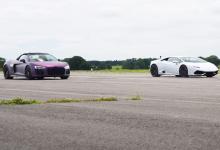 Photo of Викенд тарифа: V10 битка меѓу Audi R8 Spyder и Lamborghini Huracan