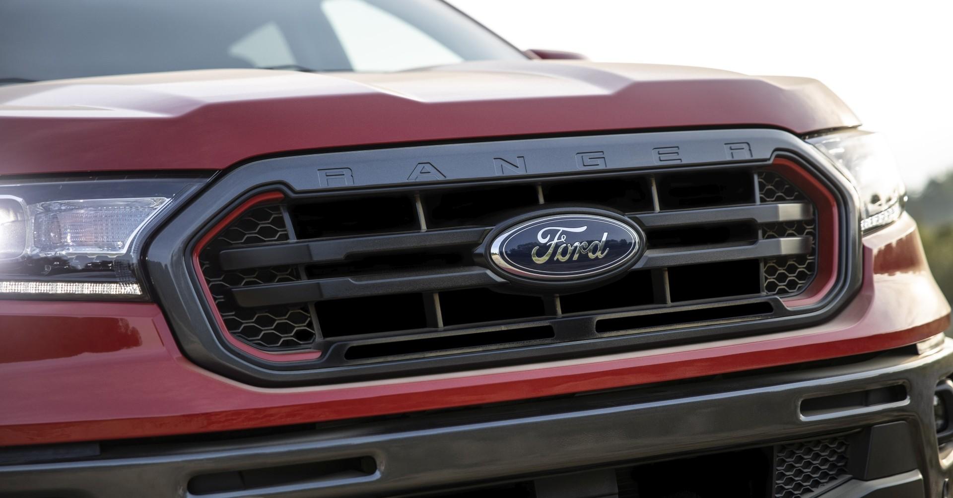 Ford готовит подключаемую гибридную версию для нового Ranger