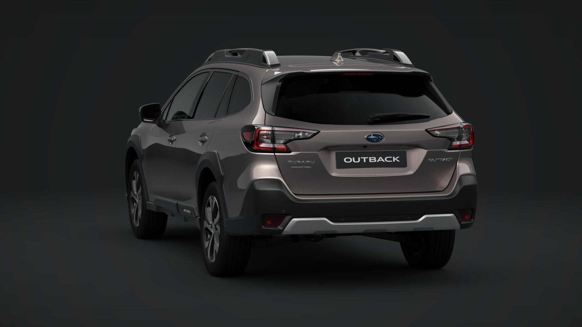 Subaru Outback прибывает в Европу, но только с одним двигателем