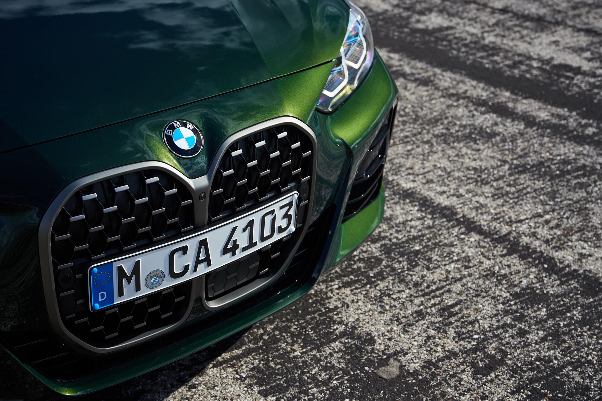 Главный дизайнер BMW в защите 4-й серии