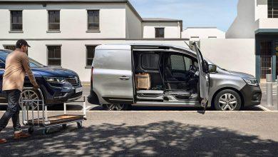Renault Kangoo open sesame