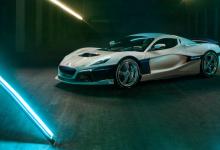 Porsche Rimac