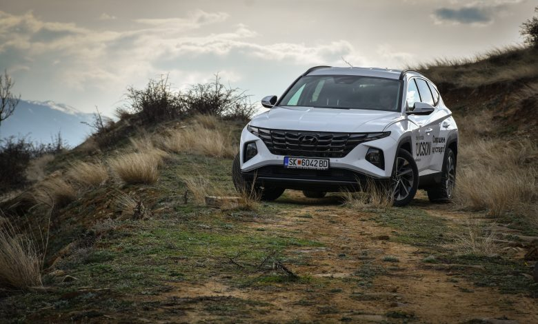 Hyundai Tucson 2021 test