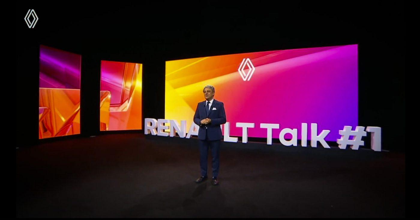 Renault-talk Luca De Meo