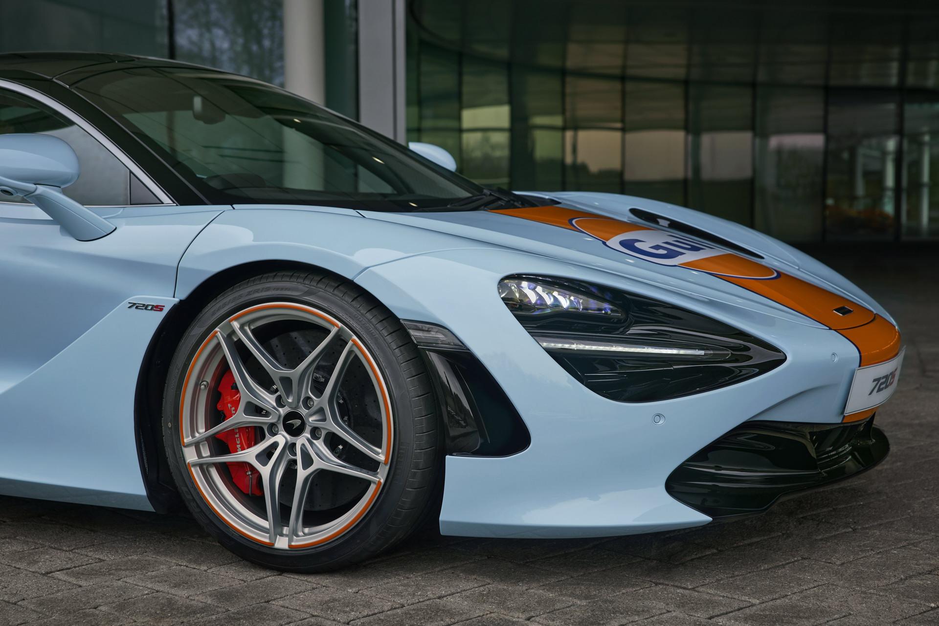 McLaren Gulf