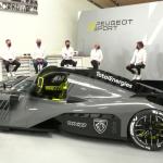Peugeot 9X8 Le Mans