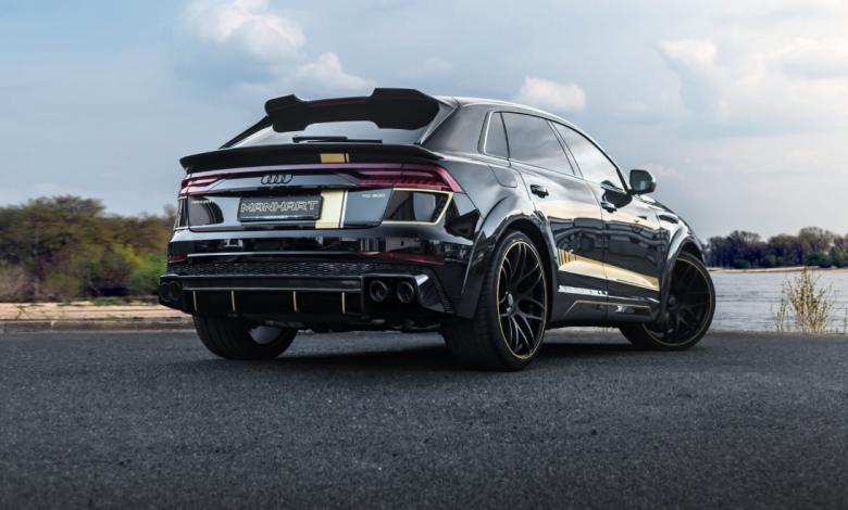 Manhart Audi