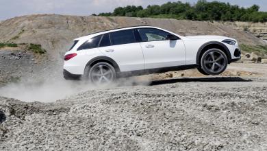 Mercedes-Benz C-Класа All Terrain