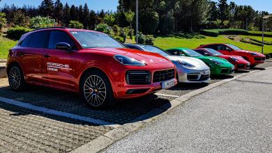 Porsche Road Tour 2021