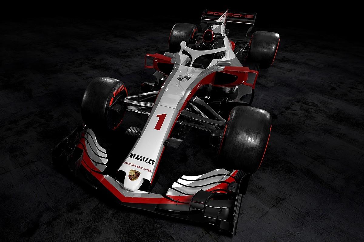 VW Formula 1